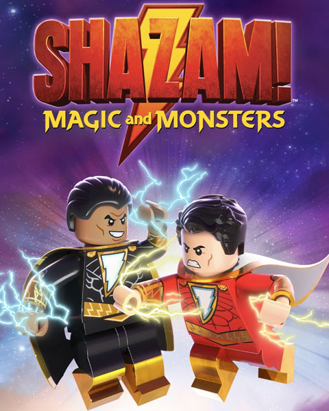 LEGO DC: Shazam! Magic And Monsters (HD) Vudu / Movies Anywhere Redeem