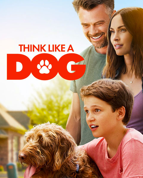 Think Like A Dog (HDX) Vudu Redeem