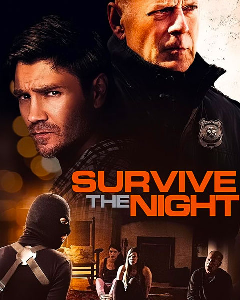 Survive The Night (HDX) Vudu Redeem
