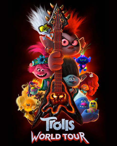 Trolls World Tour (4K) Vudu / Movies Anywhere Redeem
