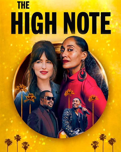 The High Note (HD) Vudu / Movies Anywhere Redeem