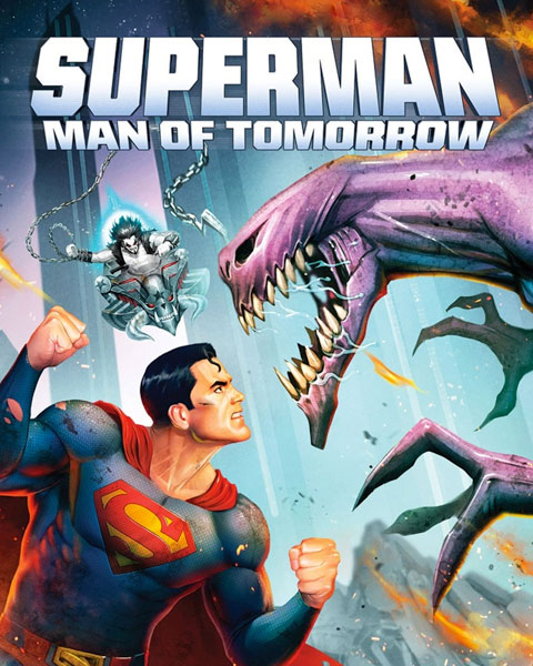 Superman: Man Of Tomorrow (4K) Vudu / Movies Anywhere Redeem