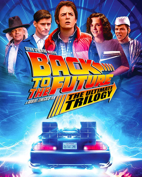 Back To The Future Trilogy (4K) Movies Anywhere Redeem