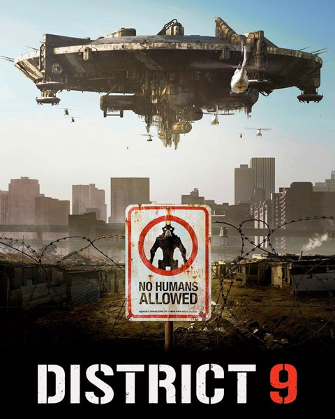 District 9 (4K) Vudu / Movies Anywhere Redeem