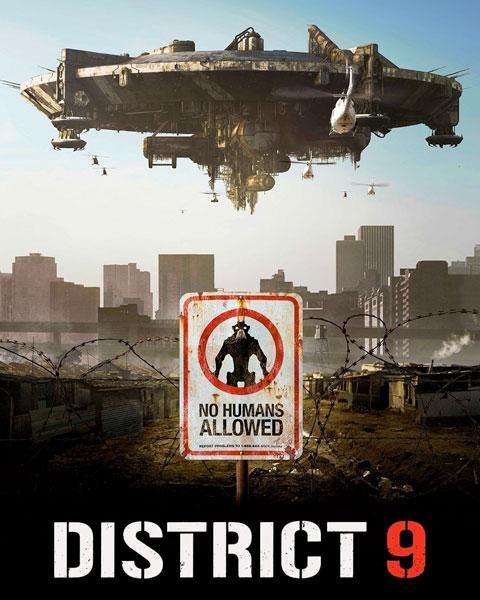 District 9 (4K) Vudu / Movies Anywhere Redeem