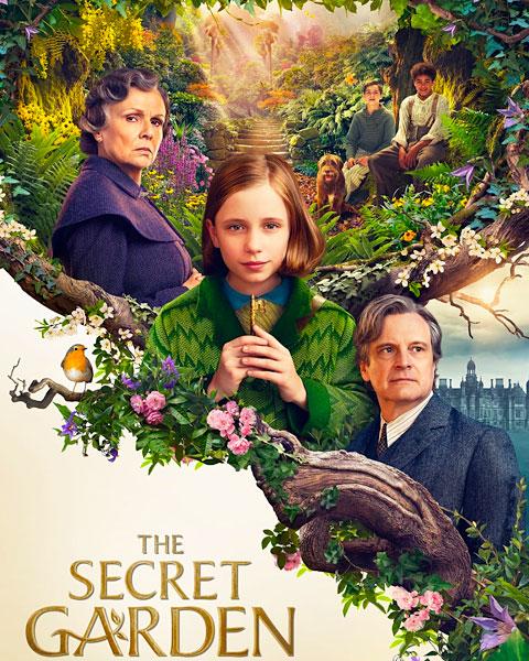 The Secret Garden (4K) ITunes Redeem