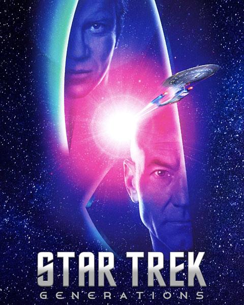 Star Trek: Generations (HDX) Vudu Redeem