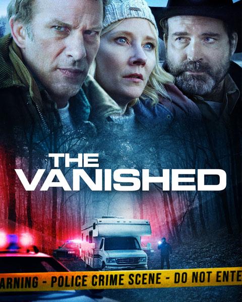 The Vanished (HDX) Vudu Redeem