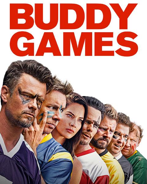 Buddy Games (HDX) Vudu Redeem