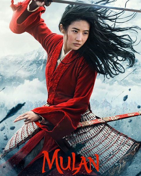 Mulan – 2020 (4K) Vudu / Movies Anywhere Redeem