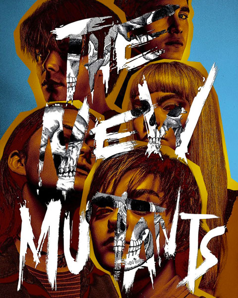 The New Mutants (HD) Google Play Redeem (Ports To MA)