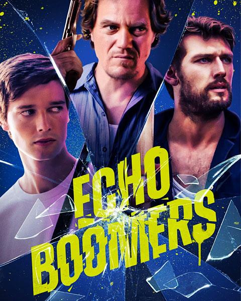Echo Boomers (HDX) Vudu Redeem