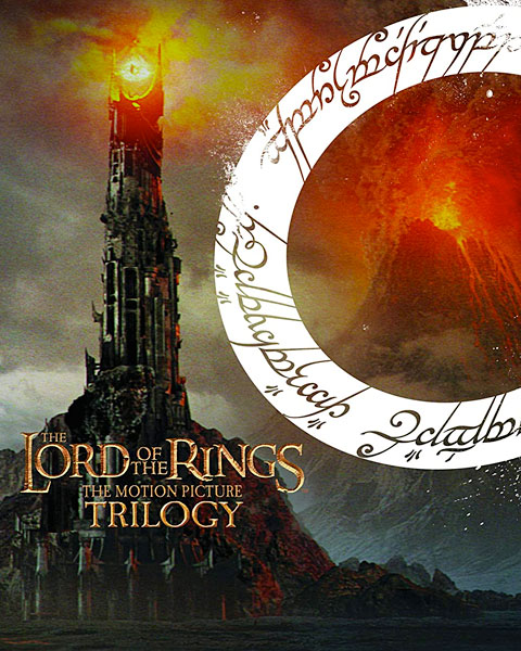 The Lord Of The Rings 6-Film Collection (4K) Movies Anywhere Redeem