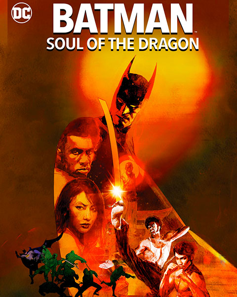 Batman: Soul Of The Dragon (4K) Vudu / Movies Anywhere Redeem
