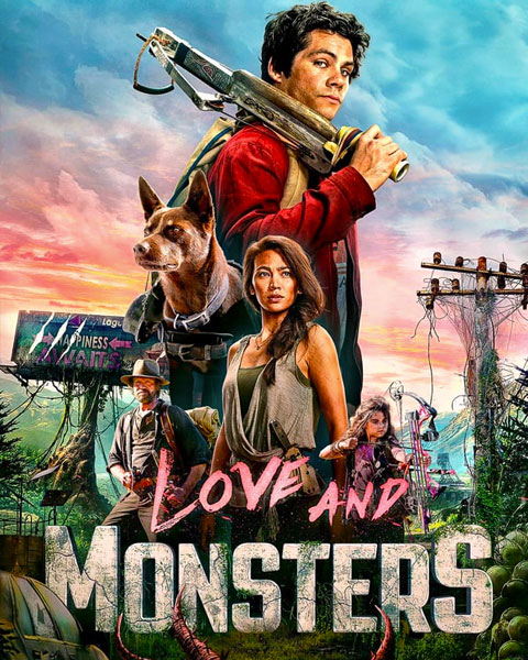 Love And Monsters (4K) Vudu Redeem