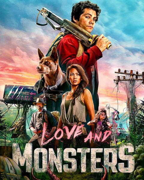 Love And Monsters (HDX) Vudu Redeem