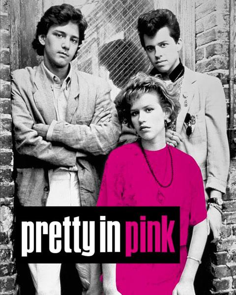 Pretty In Pink (HDX) Vudu Redeem