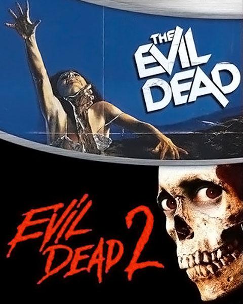 Evil Dead 2-Film Collection (4K) Vudu Redeem