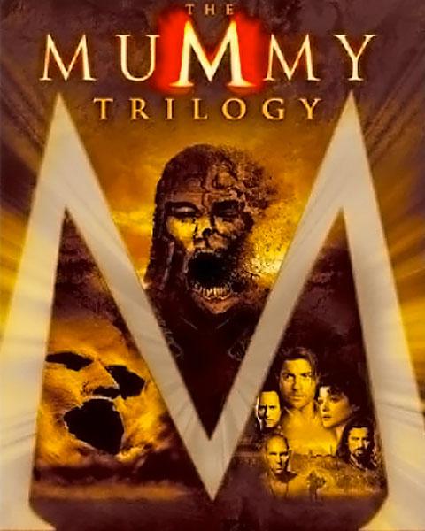 The Mummy Trilogy (4K) Movies Anywhere Redeem