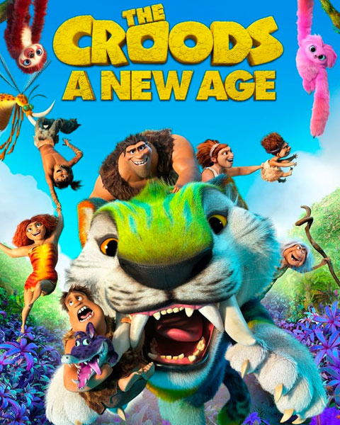 The Croods: A New Age (4K) Vudu / Movies Anywhere Redeem
