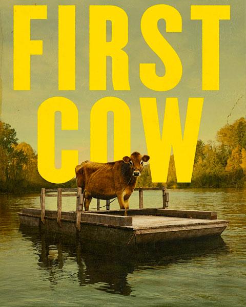 First Cow (HDX) Vudu Redeem