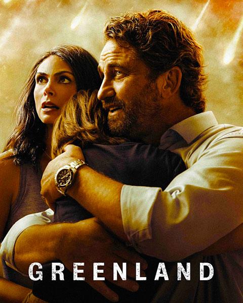 Greenland (4K) ITunes Redeem