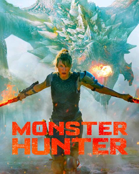 Monster Hunter (4K) Vudu / Movies Anywhere Redeem