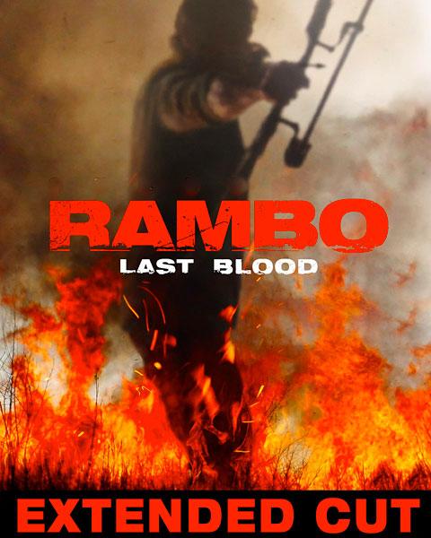 Rambo: Last Blood – Extended Cut (HDX) Vudu Redeem