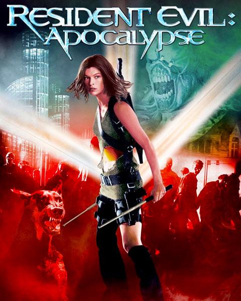 Resident Evil: Apocalypse (4K) Vudu / Movies Anywhere Redeem