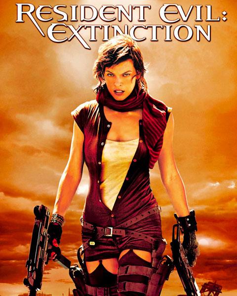 Resident Evil: Extinction (4K) Vudu / Movies Anywhere Redeem