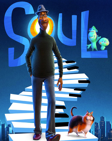 Soul (4K) Vudu / Movies Anywhere Redeem