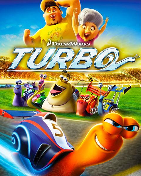 Turbo (HD) Vudu / Movies Anywhere Redeem