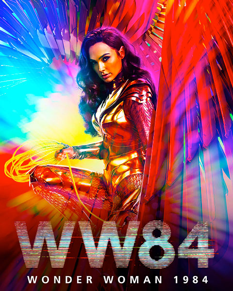 Wonder Woman 1984 (4K) Vudu / Movies Anywhere Redeem