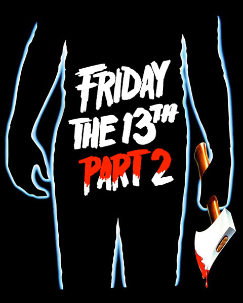 Friday The 13th Part 2 (HD) Vudu OR ITunes Redeem