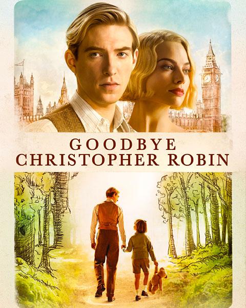 Goodbye Christopher Robin (HD) Vudu / Movies Anywhere Redeem