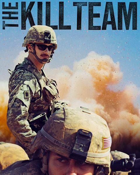 The Kill Team (HDX) Vudu Redeem