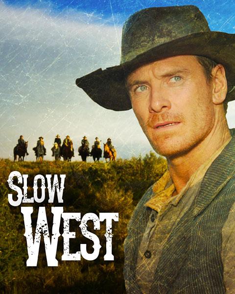 Slow West (SD) Vudu Redeem