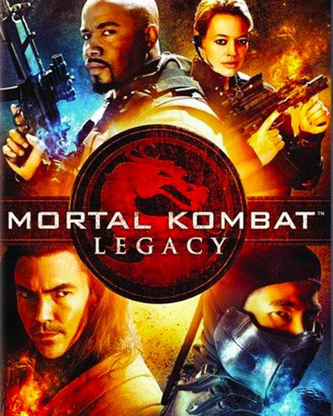 Mortal Kombat: Legacy (HDX) Vudu Redeem