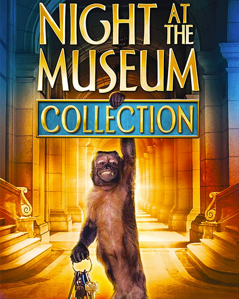 Night At The Museum: 3-Movie Collection (SD) Movies Anywhere Redeem