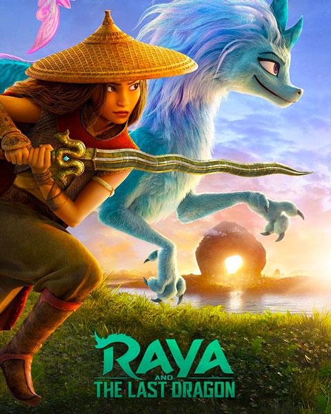 Raya And The Last Dragon (HD) Google Play Redeem (Ports To MA)