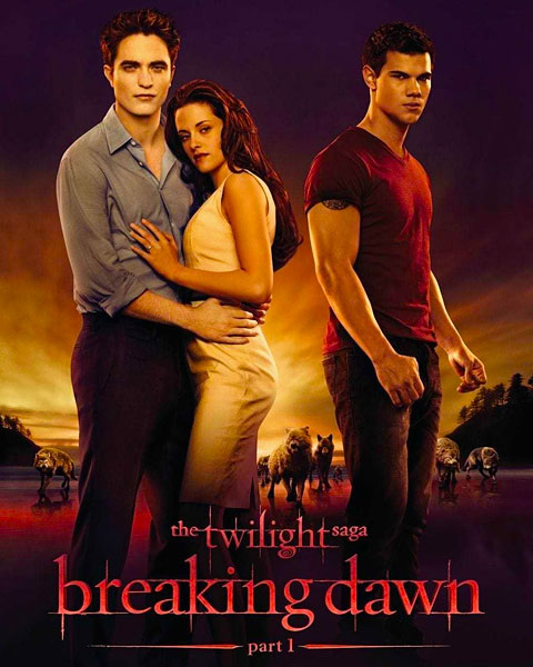 The Twilight Saga: Breaking Dawn Part 1 (4K) ITunes Redeem