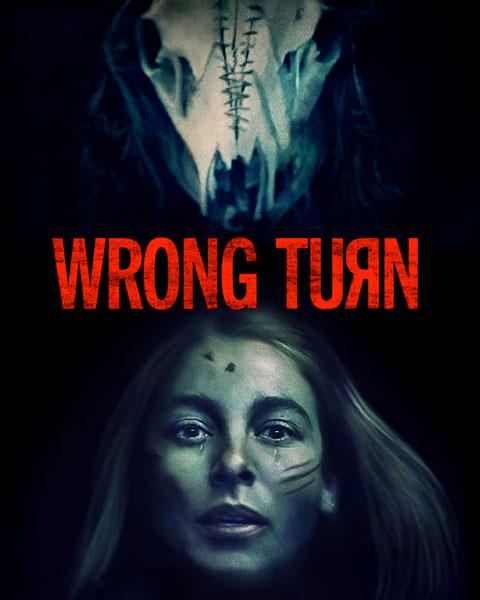 Wrong Turn (HDX) Vudu Redeem