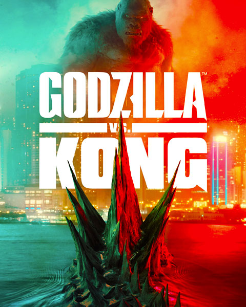 Godzilla Vs. Kong (HD) Vudu / Movies Anywhere Redeem