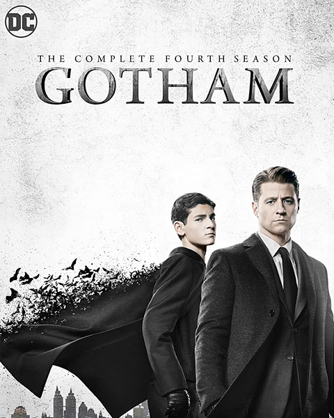Gotham: Season 4 (HDX) Vudu Redeem