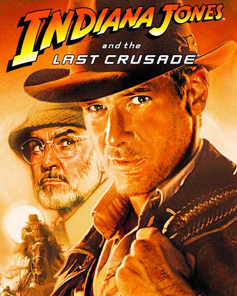 Indiana Jones And The Last Crusade (4K) Vudu OR ITunes Redeem