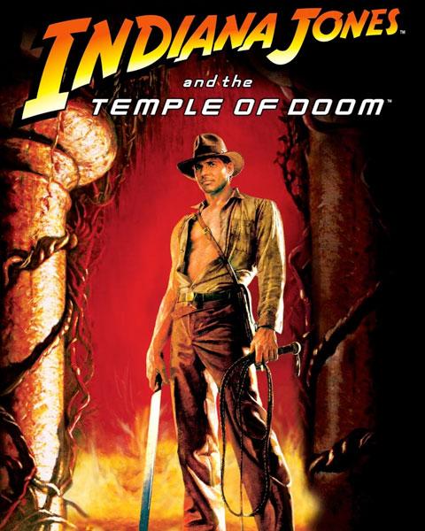 Indiana Jones And The Temple Of Doom (4K) Vudu OR ITunes Redeem