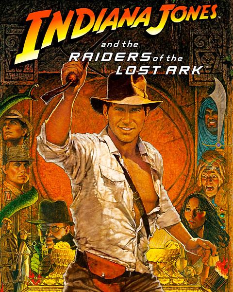 Raiders Of The Lost Ark (4K) Vudu Or ITunes Redeem