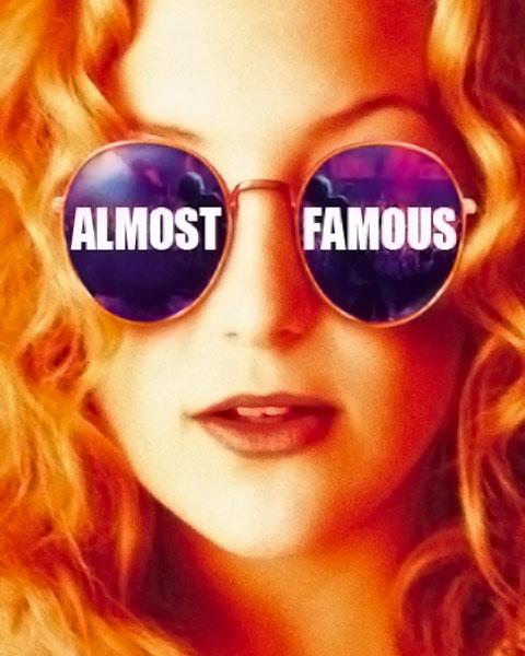 Almost Famous (4K) Vudu OR ITunes Redeem