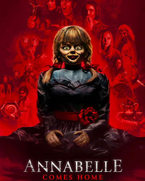 Annabelle Comes Home (4K) Movies Anywhere Redeem