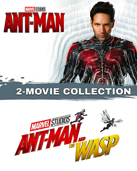 Ant-Man / Ant-Man And The Wasp (HD) Google Play Redeem (Ports To MA)